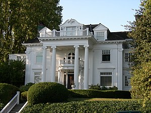 City of Seattle Landmarks Preservation Board - Image: Seattle 22 W Highland Drive 01