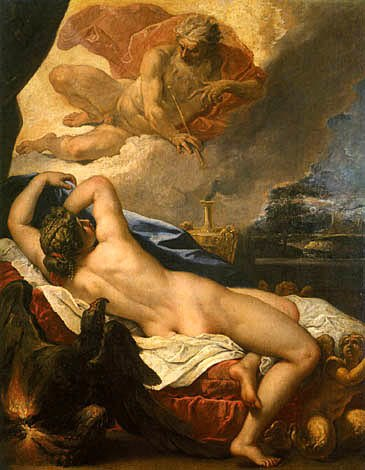 Sebastiano Ricci - Dionysus (1695)