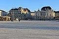 Sechseläutenplatz - Opernhaus - Bellevue Zürich 2014-01-28 16-28-20 (P7700).JPG