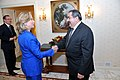 Secretary Clinton Shakes Hands With Iraqi Foreign Minister Zebari (5019504642).jpg