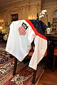 Secretary Kerry's Team USA Hockey Jersey on Proud Display (12310249416).jpg