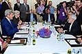 Secretary Kerry, Iranian Foreign Minister Zarif Sit Down For Second Day of Nuclear Talks in Vienna.jpg