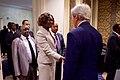 Secretary Kerry Shakes Hands With a Guest at the Villa Rose Kempinski Hotel in Nairobi (29152938375).jpg