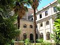 Segovia - Monasterio de Santa Cruz la Real-Universidad SEK 03.jpg