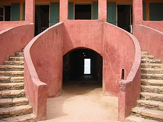 House of Slaves - Image: Senegal Gorée (8)