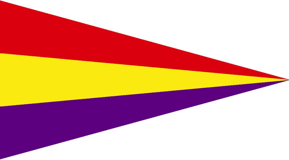 Senior Officer Pennant - Armada de la República Española