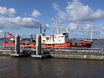 Sentinel at Liverpool Cruise Terminal - 2012-08-31 (7).JPG