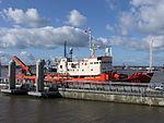 Sentinel at Liverpool Cruise Terminal - 2012-08-31 (9).JPG