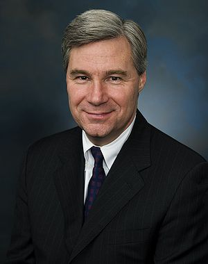 Rhode Island Democratic Party - Senator Sheldon Whitehouse.