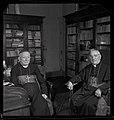 Sept. 53. Le cardinal Piazza rend visite au cardinal Saliège (1953) - 53Fi4938.jpg