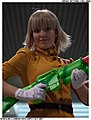Seras Victoria cosplayer at London MCM Expo.jpg
