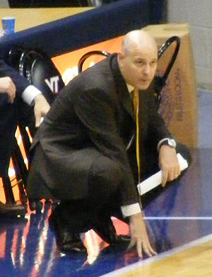 2008–09 Virginia Tech Hokies men's basketball team - Seth Greenberg, head coach
