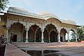 Shah Burj Pavilion - Southern View - Red Fort - Delhi 2014-05-13 3382.JPG