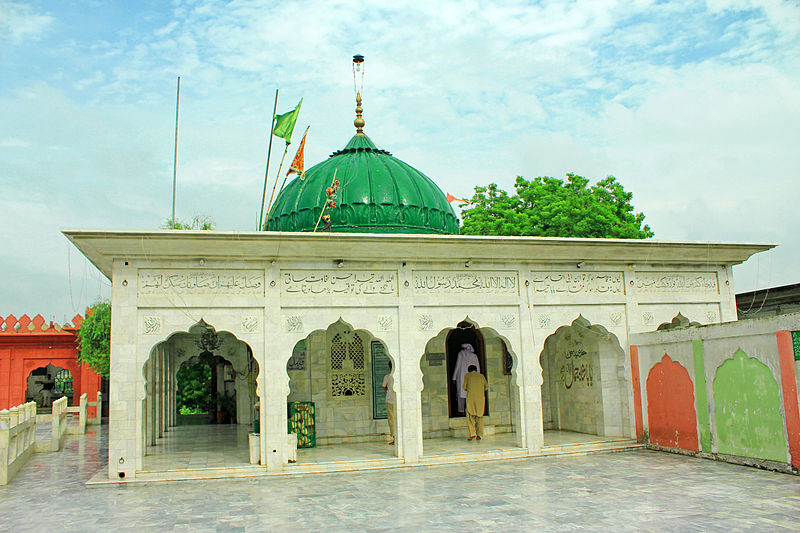 Tomb of Shah Jamal in Lahore