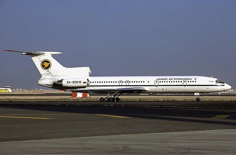 Shaheen Air International Tupolev Tu-154M Hoppe.jpg