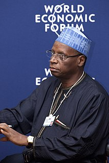 Shamsuddeen Usman Nigerian economist