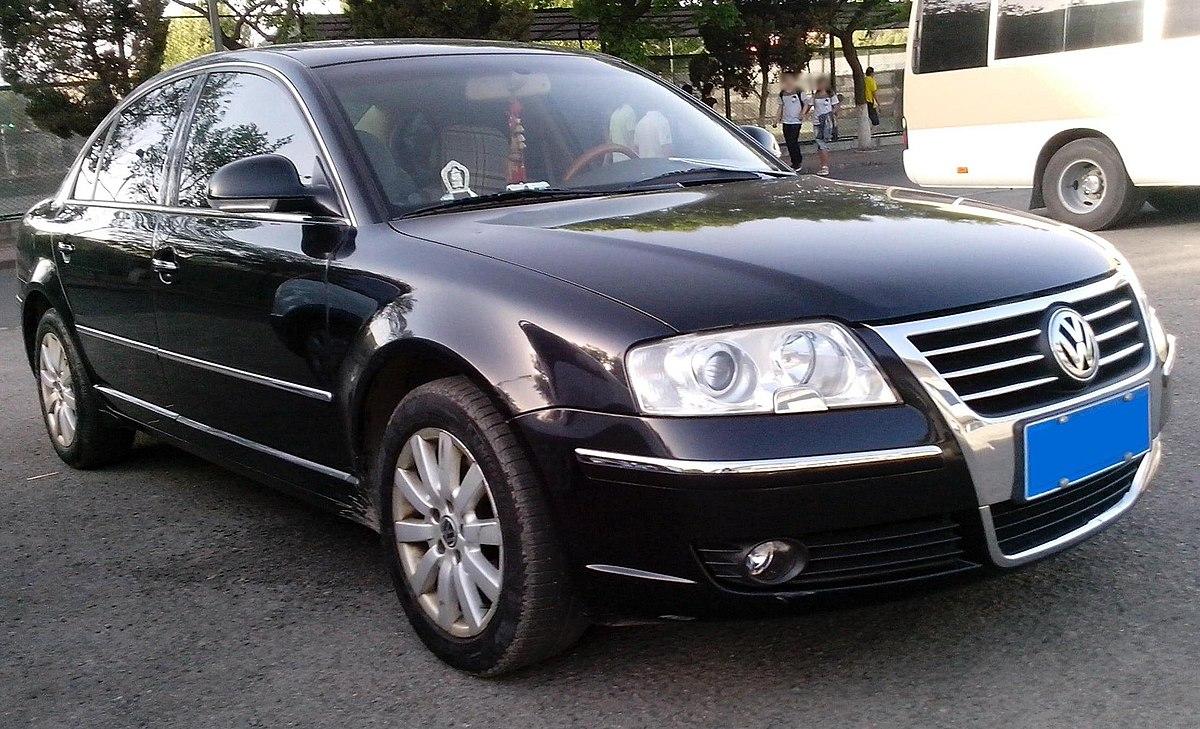 Px Shanghai Volkswagen Passat Lingyu C Front Quarter