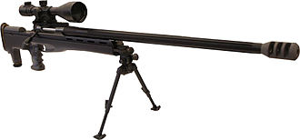 Satevari MSWP - Satevari-1 sniper rifle