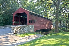 Shearer's Covered Bridge Three Quarters View 3008px.jpg