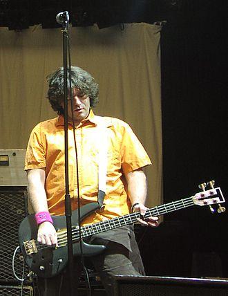 Bob Weston - Bob Weston live with Shellac (ATP festival 2007)