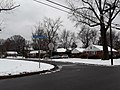 Shenandoah Road at Fairfax Road in the late March snow, Hollin Hall area.jpg