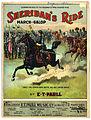Sheridan's Ride, E. T. Paull sheet music 1922 (6274461327).jpg
