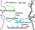 Shizukuishi river map.jpg
