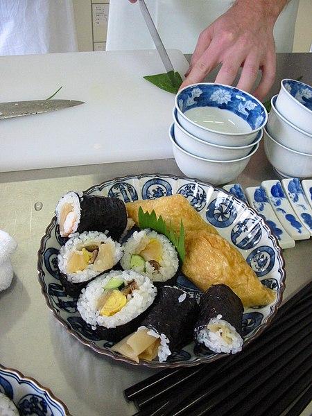 jak przygotować sushi