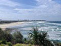Shore to the north seen from Fingal Head, New South Wales 02.jpg