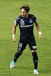 Shu Kurata Japanese footballer