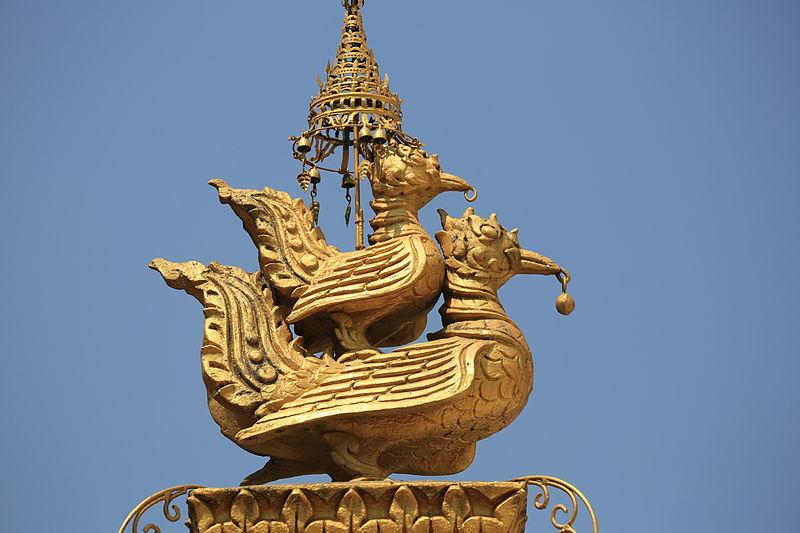 Bago Myanmar  City pictures : Shwemawdaw Paya Bago, Myanmar 20130219 21 Wikimedia ...