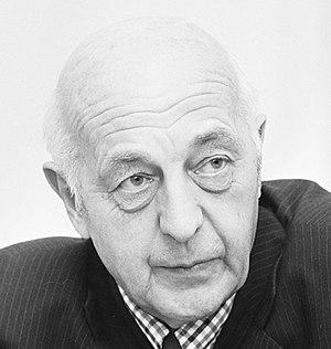 Sicco Mansholt - Sicco Mansholt in 1974