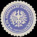 Siegelmarke K.Pr. Standesamt Schweighausen W0356182.jpg