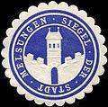 Siegelmarke Siegel der Stadt Melsungen W0226268.jpg