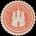 Siegelmarke Stadt-Hypothekenbureau Hamburg W0369424.jpg