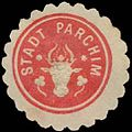 Siegelmarke Stadt Parchim W0392354.jpg