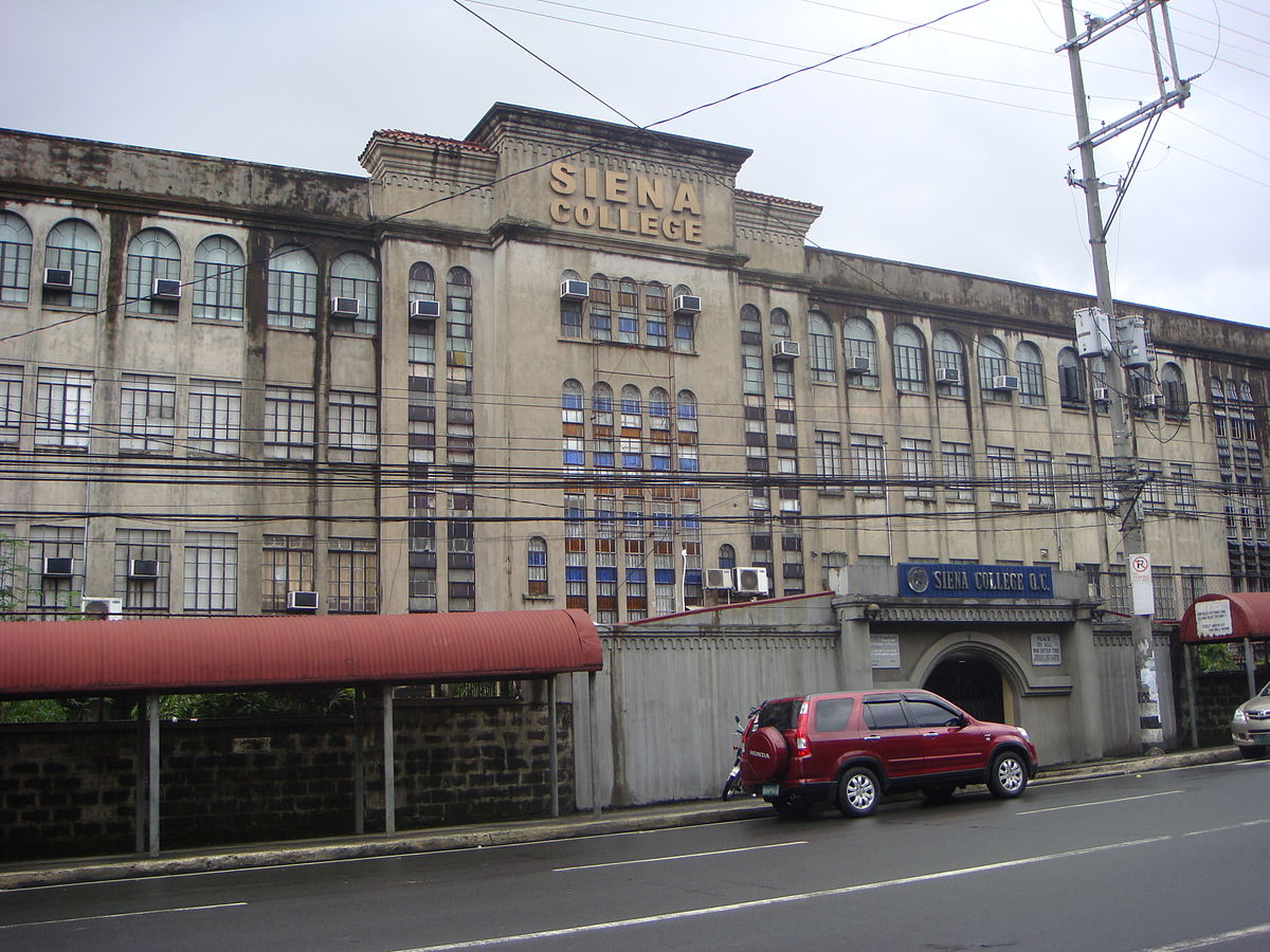 85bbcd46 Siena College of Quezon City - Wikipedia