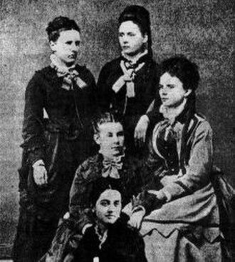 Sigma Kappa - Sigma Kappa Founders