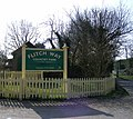 Sign 'Flitch Way Country Park' - geograph.org.uk - 1214802.jpg