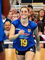 Silvia Bedmar 02 - FIVB World Championship European Qualification Women Łódź January 2014.jpg