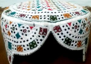 Sindhi cap - Sindhi Cap-front view