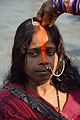 Sindoor Play - Chhath Puja Ceremony - Baja Kadamtala Ghat - Kolkata 2013-11-09 4277.JPG