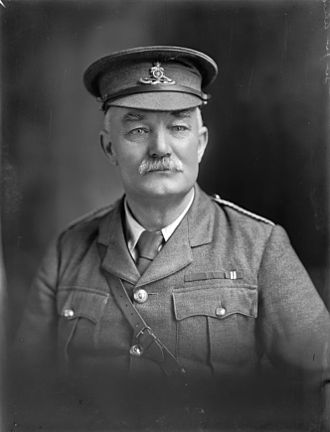 James Allen (New Zealand politician) - Allen in military attire during WWI.