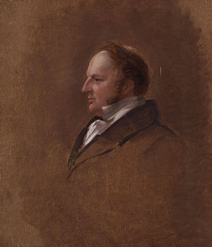 Sir Robert Inglis, 2nd Baronet - Image: Sir Robert Harry Inglis, 2nd Bt by Sir George Hayter