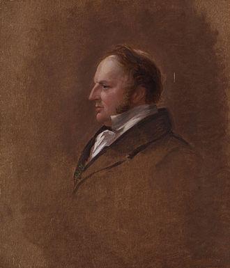 Sir Robert Inglis, 2nd Baronet - Image: Sir Robert Harry Inglis, 2nd Bt by Sir George Hayter