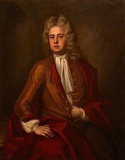 Sir William Carew, 5th Baronet British Member of Parliament (1689-1744)