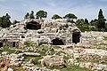 Siracusa, Necropoli e presunta tomba di Archimede. - panoramio.jpg