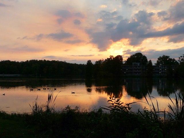 Siucampus lake