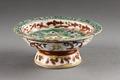 Skål tillverkade i Kinasom expotgods för Thailand, 1700-tal - Hallwylska museet - 99415.tif