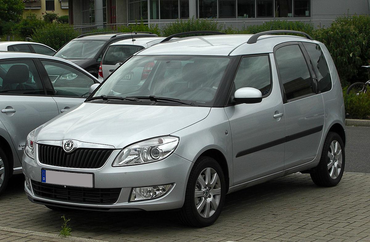 Škoda Roomster - Wikipedia